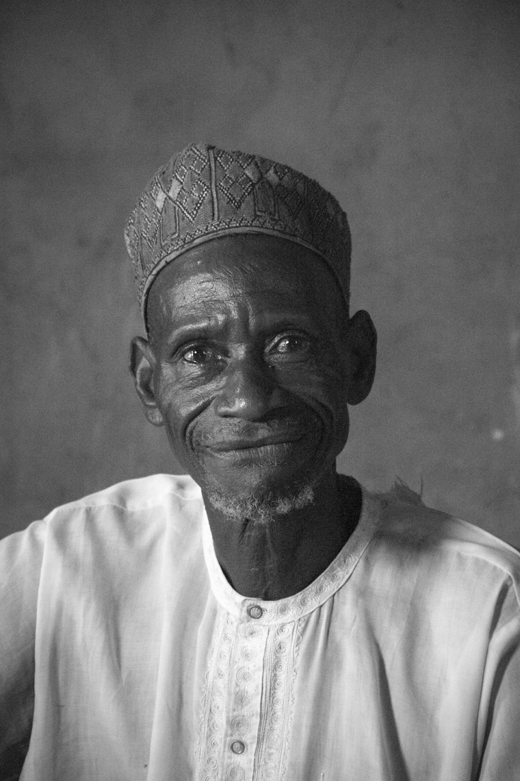 Old man Nigeria